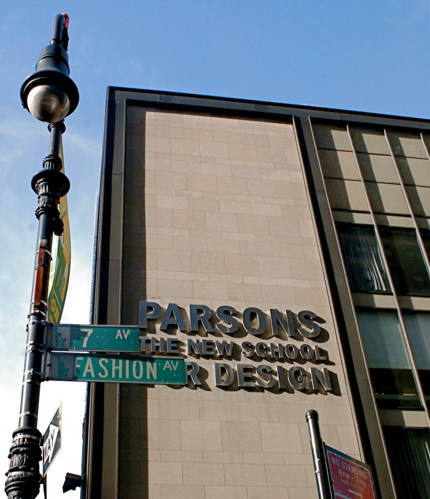Best fashion schools in the world parsons the new school for design