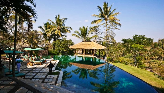 Most luxurious hotels in southeast asia for Top 10 bali accommodation