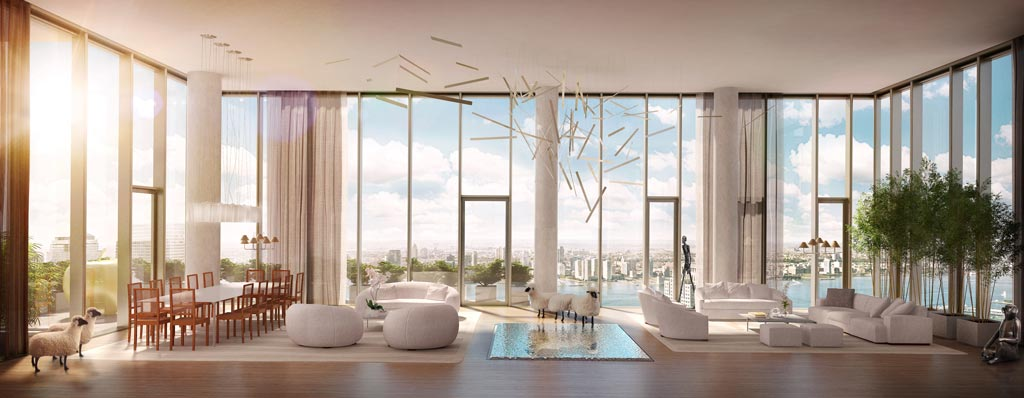 Most expensive penthouses in the world top 10 page 2 for Luxury penthouses in manhattan