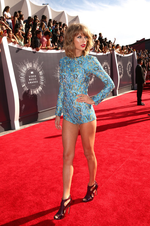 Best Dressed Celebrities At Vma 2014
