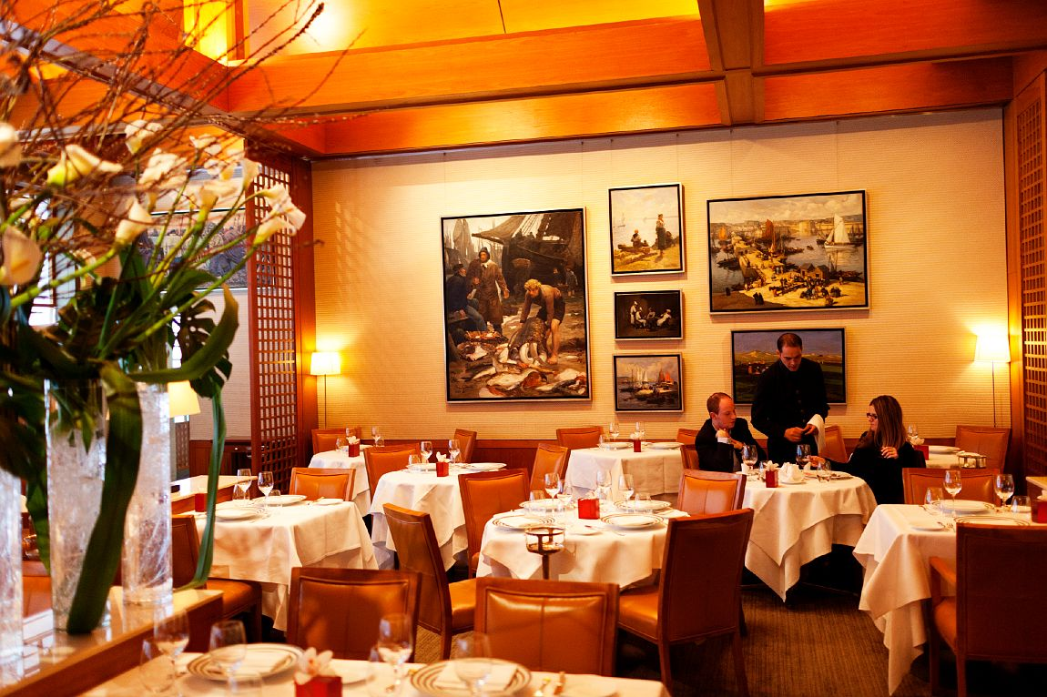 in new york city le bernardin the best restaurants in new york