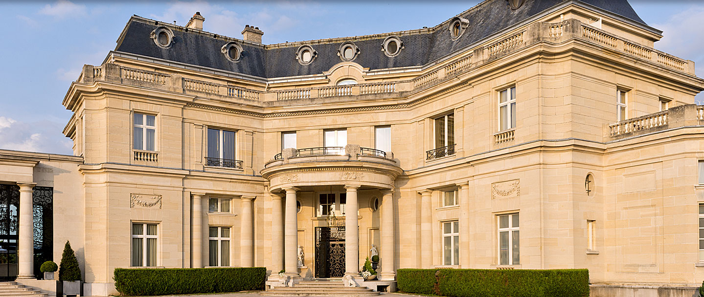 Chantilly France  city images : tiara chateau hotel mont royal chantilly france