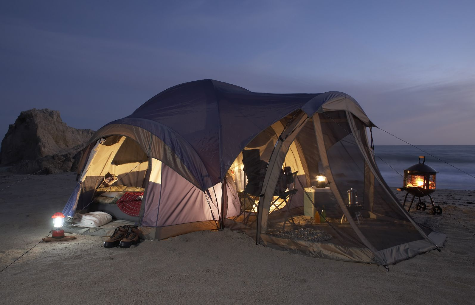& Luxury Camping Destinations | Top 10 - Alux.com