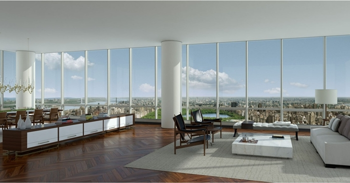 most expensive penthouses in new york top 10