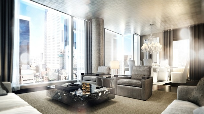 Most expensive penthouses in new york top 10 page 2 of for Most expensive penthouse new york