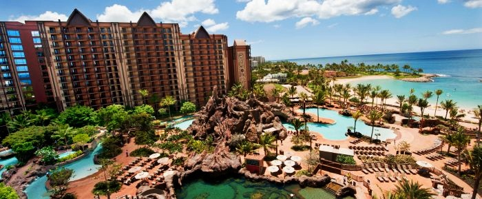 Best Luxury Hotels In Hawaii Top 10 1 Aulani Disney Resort Oahu