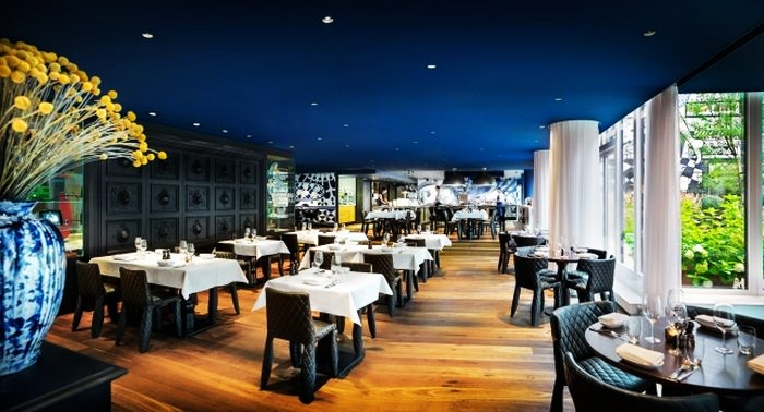top 10 restaurants amsterdam