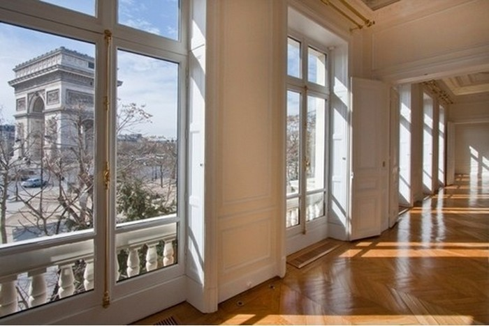 Most expensive apartments in paris for Appart hotel 8eme paris
