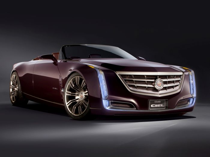 Exotic Car Wallpaper Cadillac Desktop