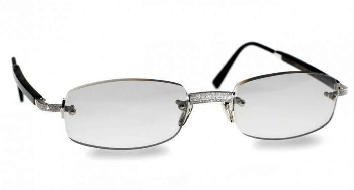 bb8f9224c9 Most Expensive Eyewear in the World