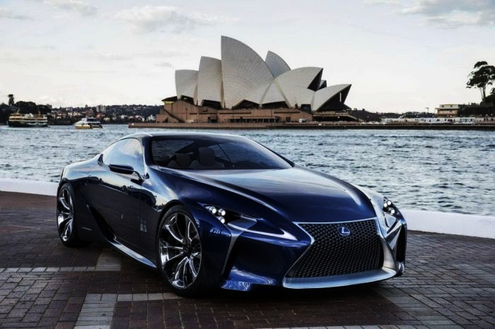 Most Expensive Lexus Cars In The World Top Alux Com