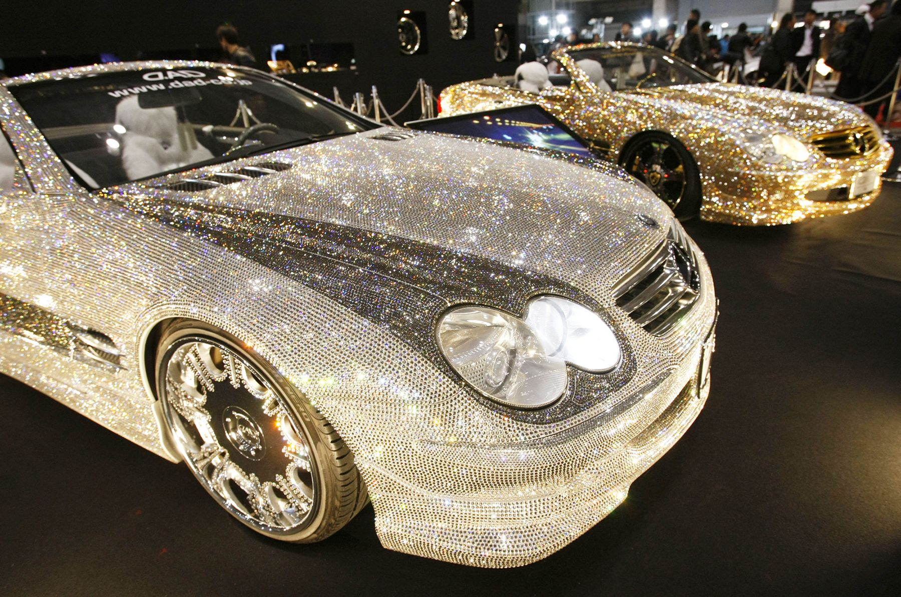 Most expensive swarovski collaborations top 10 page 10 for The most expensive mercedes benz