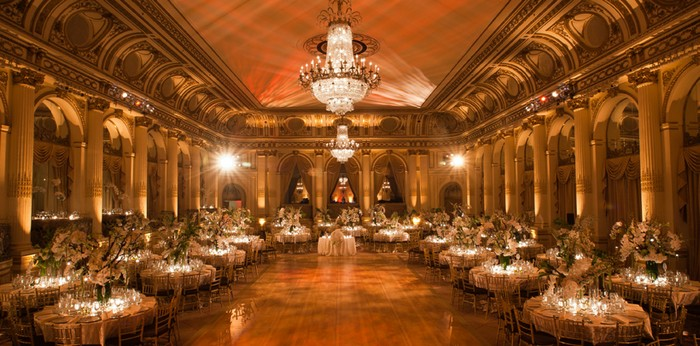 Most expensive wedding venues in new york for Most expensive hotel in nyc