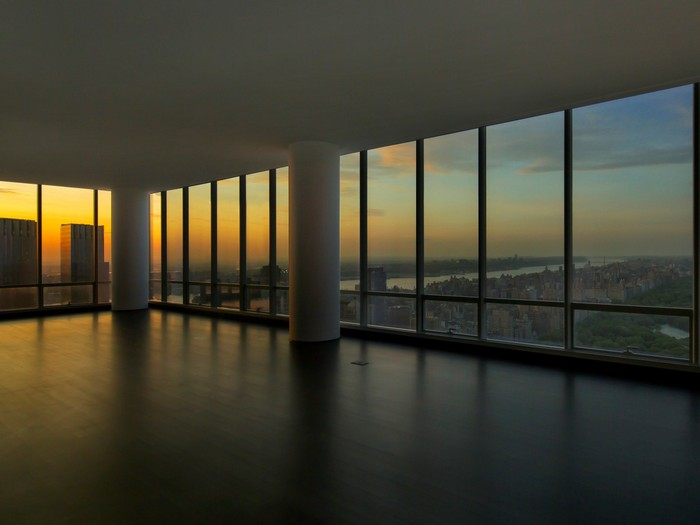 Most expensive apartments in new york for Most expensive apartment nyc
