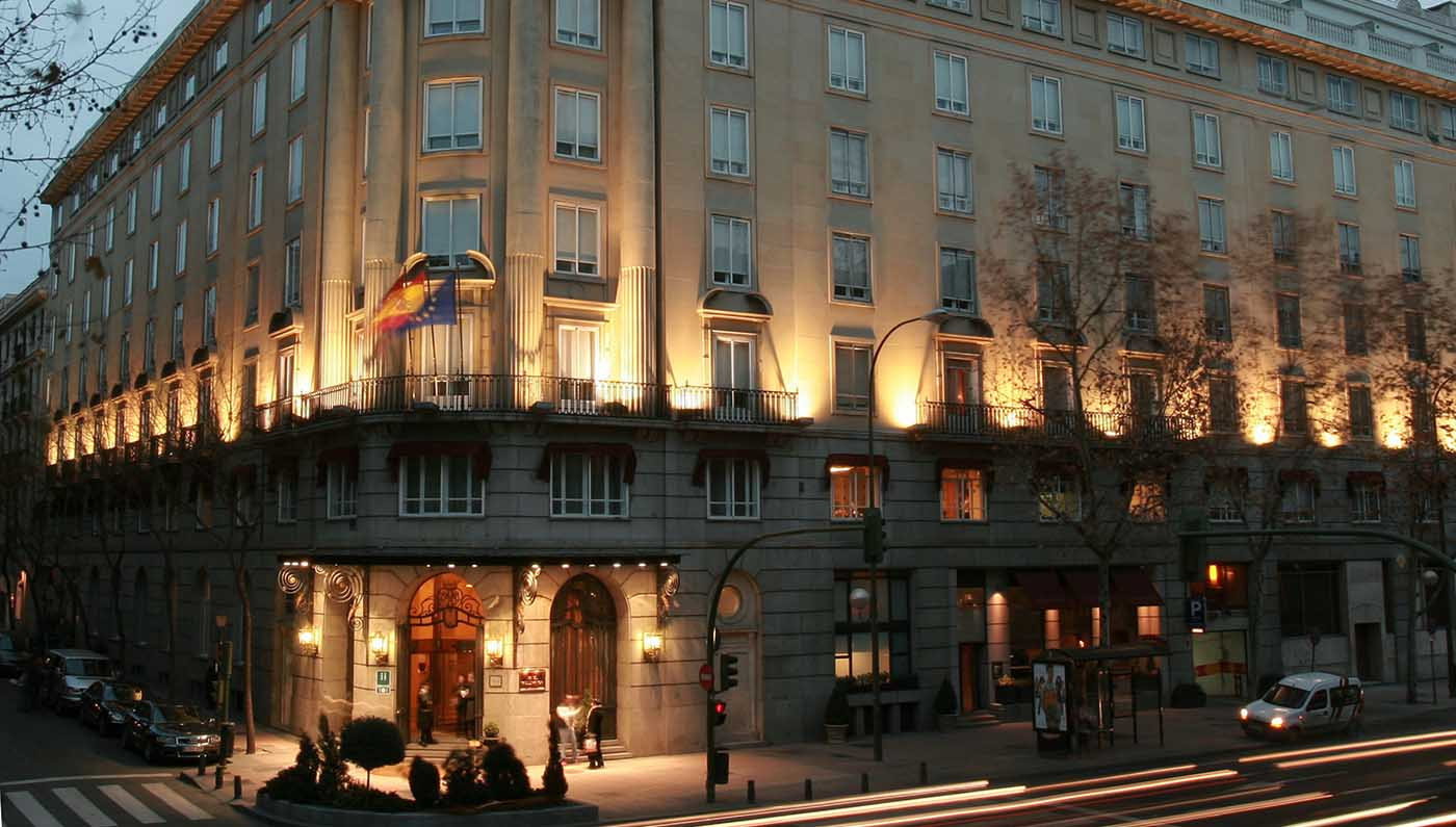 Best luxury hotels in madrid top 10 ealuxe com for Luxury suites madrid madrid