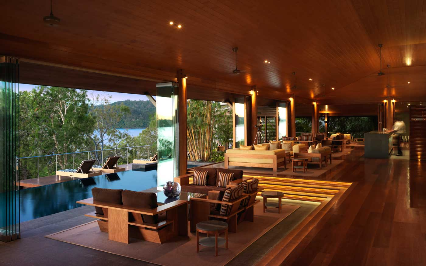Hamilton Island Golf Club Restaurant