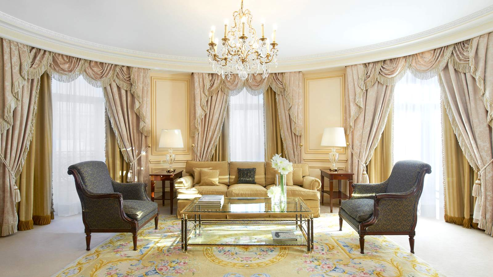 Best luxury hotels in madrid top 10 ealuxe com - Hotel the westin palace madrid ...