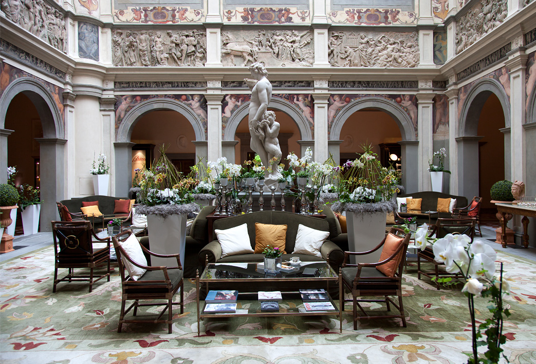 Best luxury hotels in florence top 10 ealuxe com for Top luxury hotels