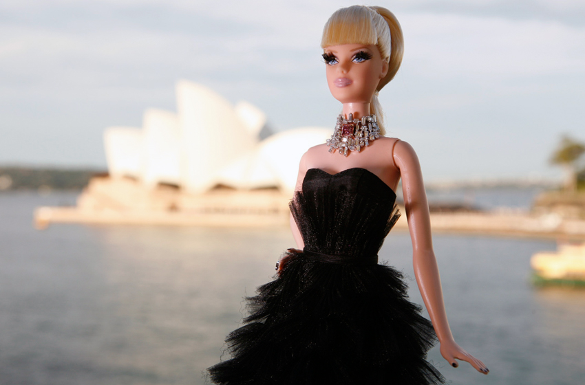the top five most expensive barbie dolls in the world
