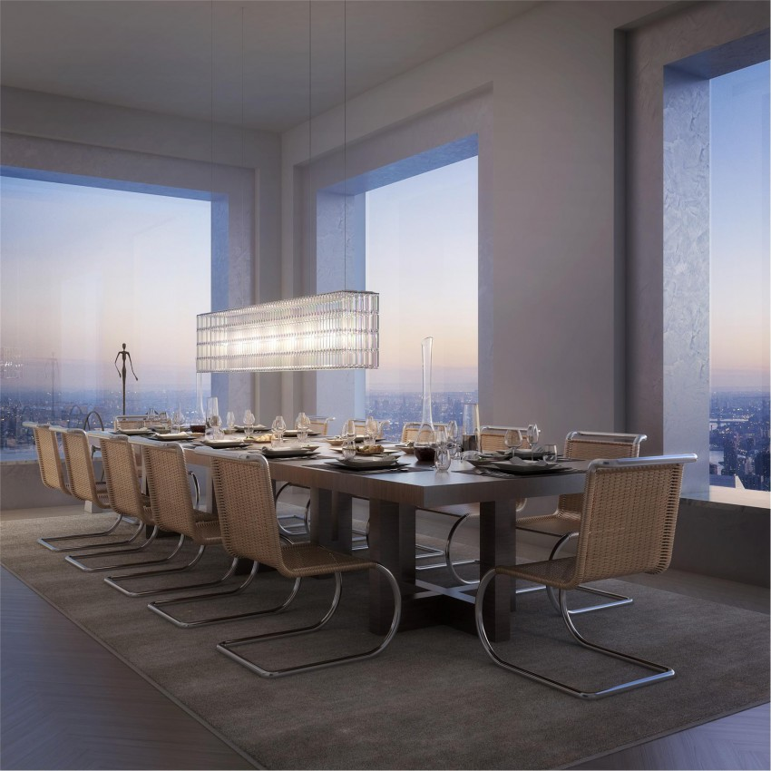 Nyc Apartments: Inside The $95 Million 432 Park Avenue NYC Apartment