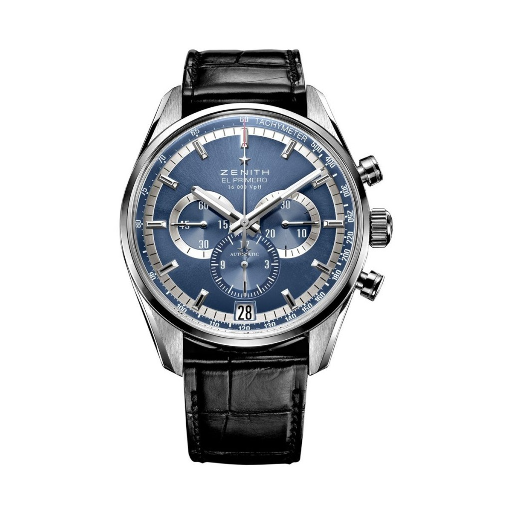 10 best zenith watches el primero colection for Zenith watches
