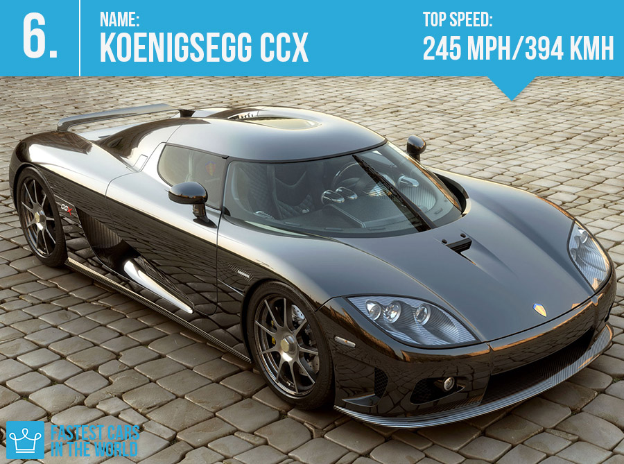 fastest cars in the world koenigsegg ccx top speed 2017 alux