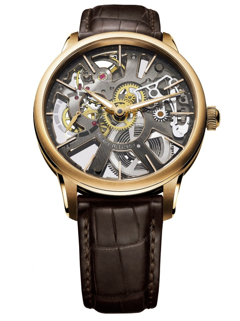 most expensive maurice lacroix watches alux