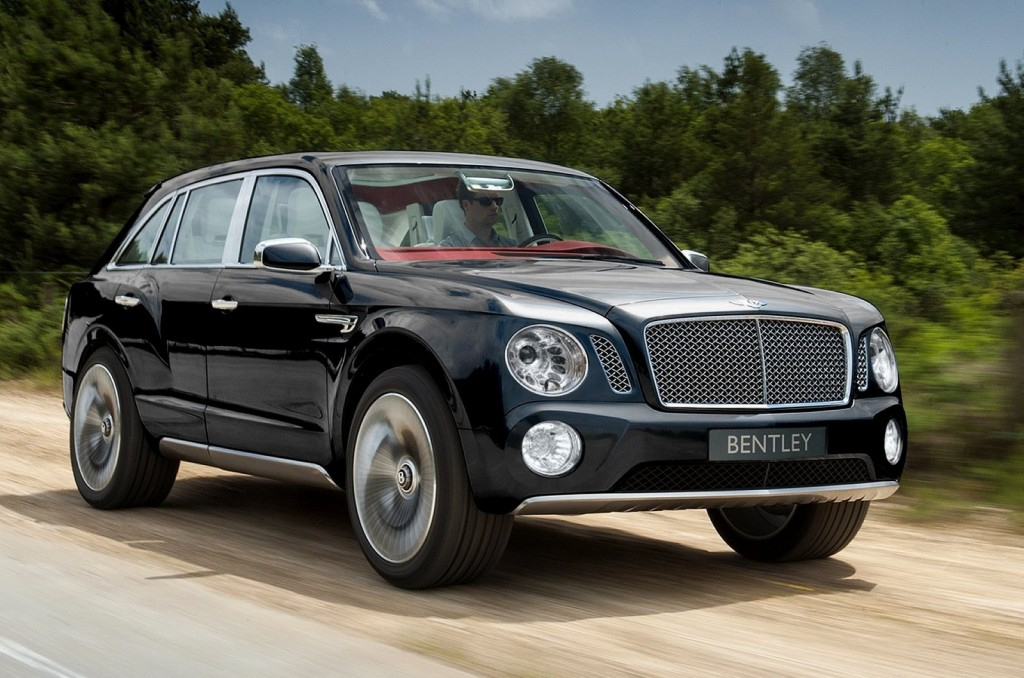 World's Most Expensive SUV : Bentley Bentayga