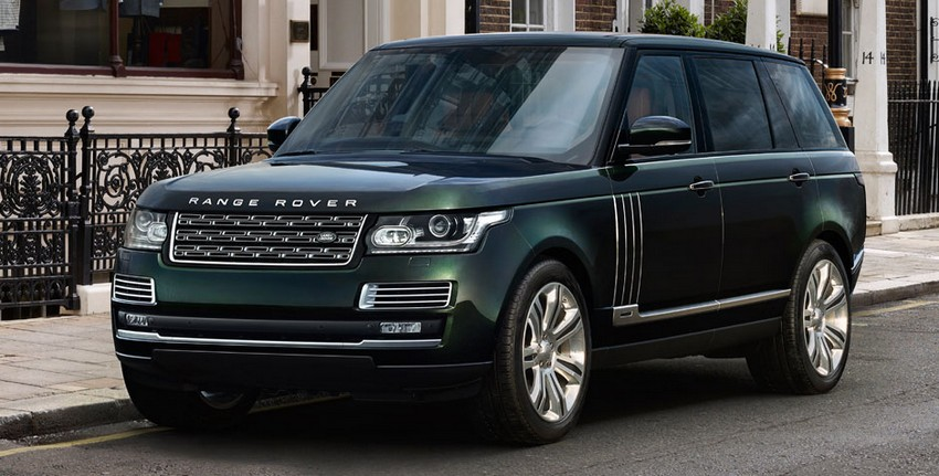 most expensive range rover in the world. Black Bedroom Furniture Sets. Home Design Ideas