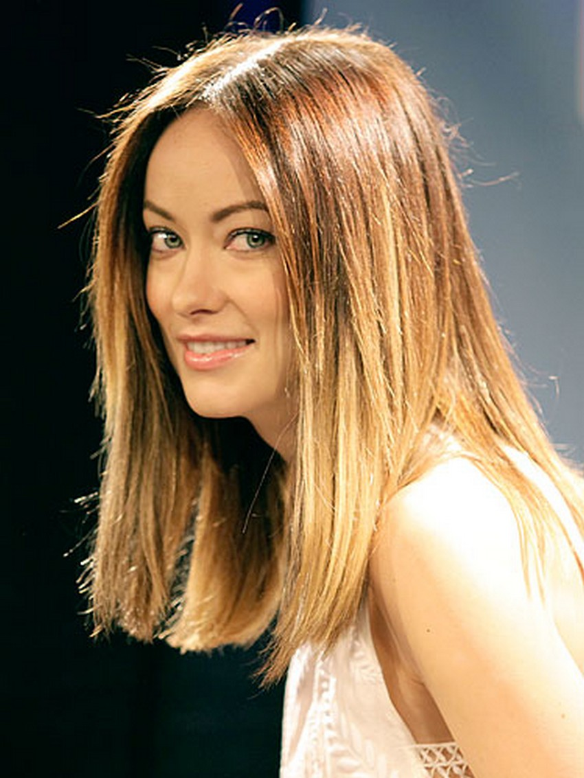 20 straight long bob hottest hair trends spring 2016 image source