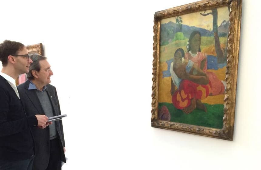 Paul Gauguin's Painting Becomes the Most Expensive Painting