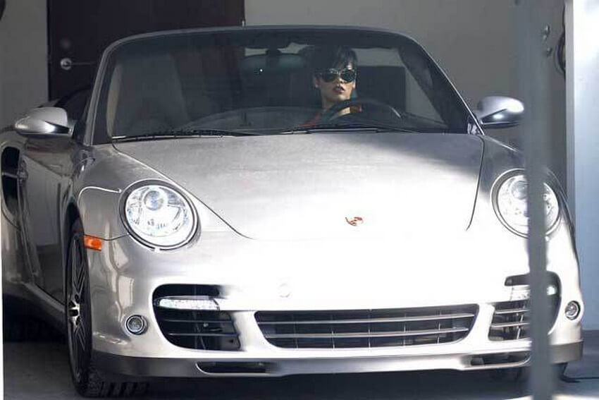 10 Gorgeous Cars Owned By Female Celebrities