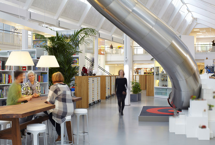 Most Amazing Offices Around the World - Alux.com - photo#33