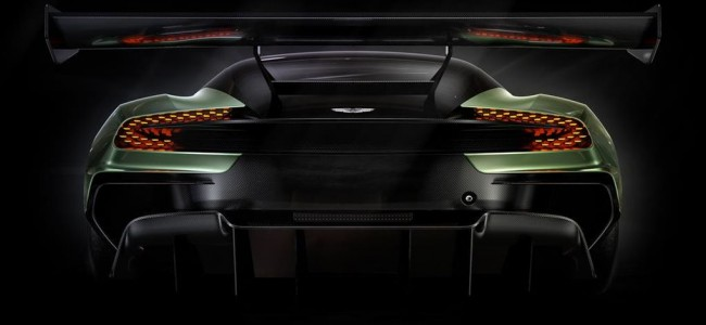 Meet Aston Martin's Craziest Car Ever: The Vulcan