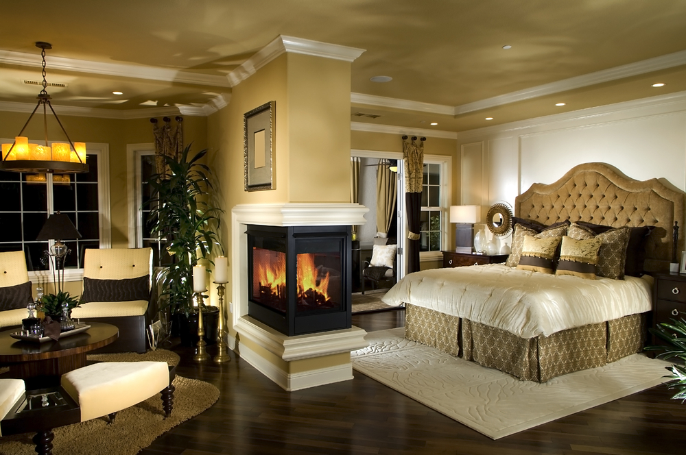 charming romantic luxury master bedroom designs | Luxurious Bedroom Design Ideas for a Modern Home