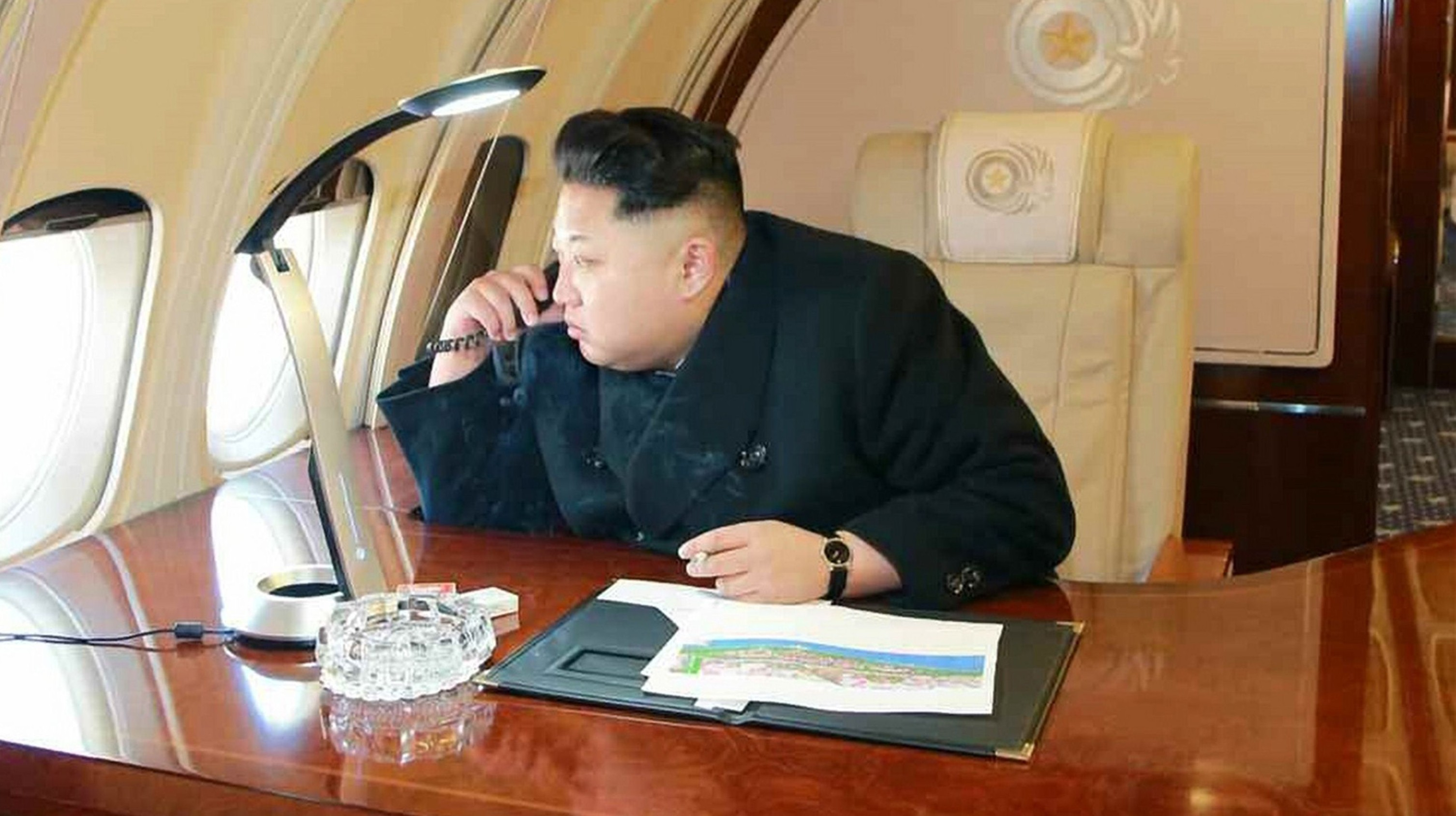 Inside Kim Jong Uns Luxury Private Jet