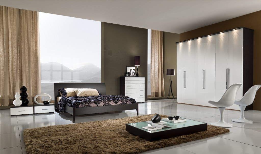 Luxurious Bedroom Design Ideas for a Modern Home