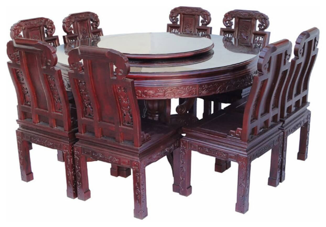 Most expensive dining tables in the world ealuxe com for Oriental dining table