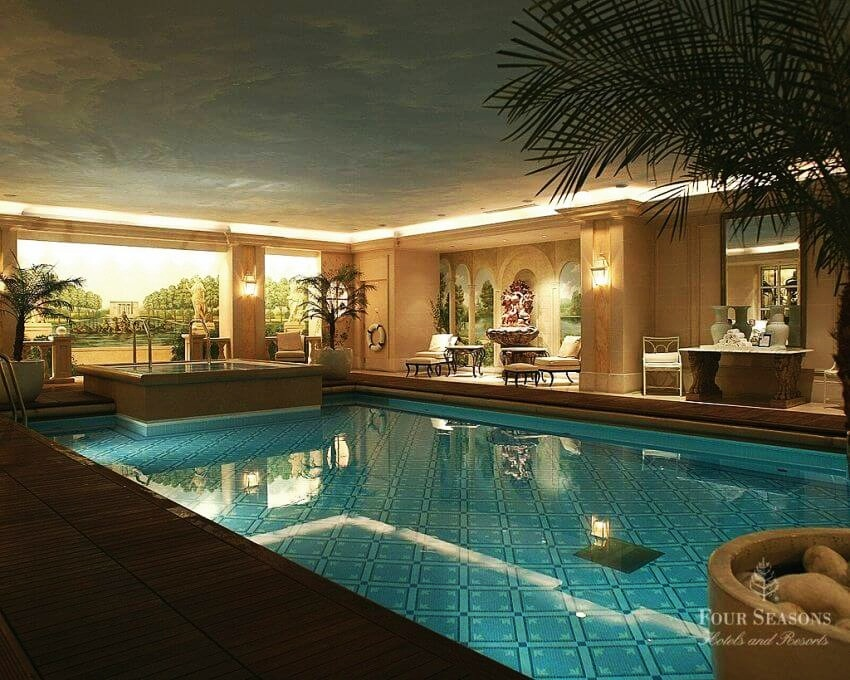 These Are The 10 Best Hotel Spas In Paris