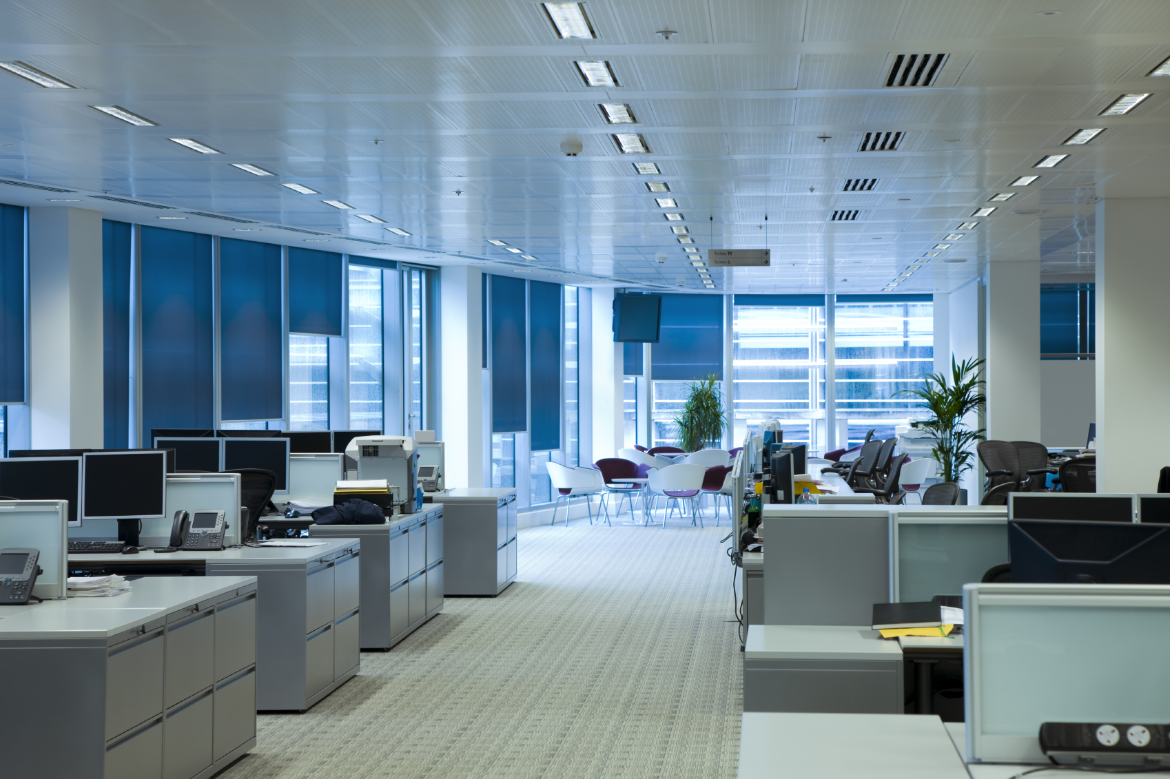 Most Expensive Office Spaces in The World - EALUXE.COM
