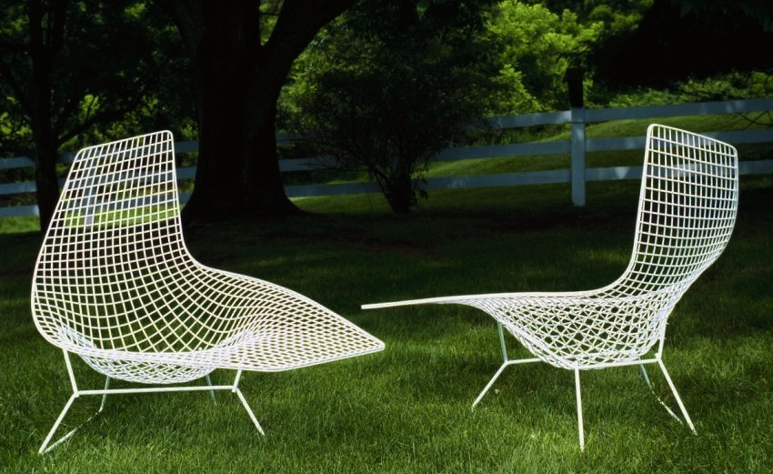 8 bertoia asymmetric chaise price these are the for Bertoia asymmetric chaise