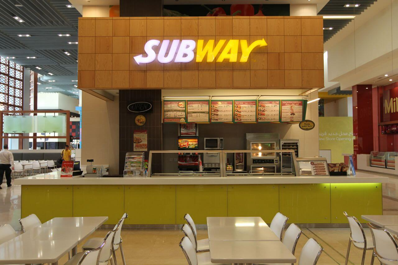 subway is the better fast food Subway has made a name for itself as the healthy fast food chain by touting its lean deli meat sandwiches packed with veggies as an alternative to greasy.