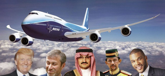 10 Most Expensive Private Jets & the Owners