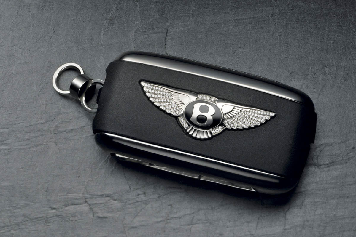 Most Expensive Car Keys In The World - EALUXE.COM