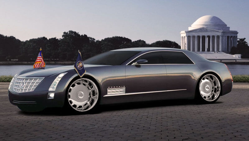 Cadillac Sixteen Is A Luxury Car Concept Ealuxe