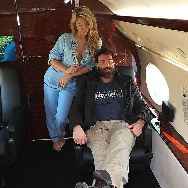 Dan Bilzerian Is Running For President Would You Vote Him
