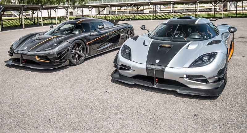 Koenigsegg One-1 - Powerful Production Car