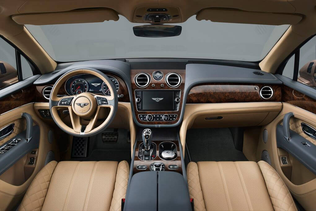 Bentley Releases The Most Luxurious Suv The Bentayaga