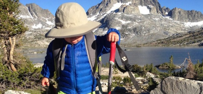 Meet The Kid Who Hiked More Than 483km Before He Was Two Years Old