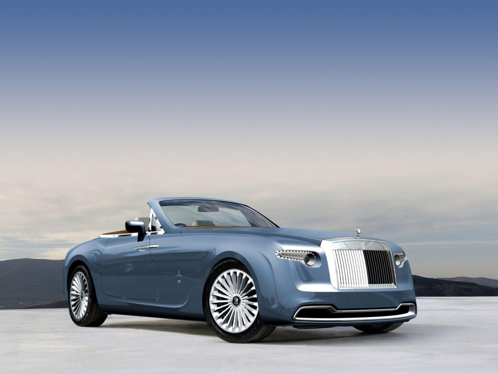 most expensive car in the world rolls royce